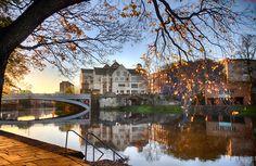 River Ouse York morning