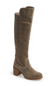 MTNG Originals 'Brooke' Tall Leather Boot (Women) | Nordstrom
