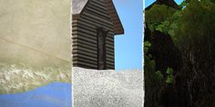 Texture replacements for beach, snow, and cliff.