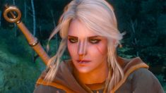 Quotes from The Witcher, voice actors, the president of CD Projekt, and the books all suggest that Ciri could have a cameo in Cyberpunk 2077 The Witcher Geralt, Geralt Of Rivia, Witcher Art, The Witcher Novels, Overwatch, Cd Project Red, The Witcher Wild Hunt, Triss Merigold, Cyberpunk 2077