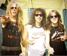 Mr. Pretty/James Hetfield, Kirk Hammet, Lars Ulrich