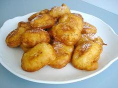 Comoju: Buñuelos de Manzana