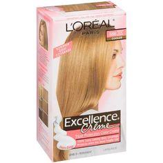 Excellence Creme: Triple Protection Medium Beige Blonde Cooler 8Bb Hair Color, 1 Ct
