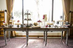 Wedding Venue: Redondo Beach Historic Library - http://www.stylemepretty.com/portfolio/redondo-beach-historic-library Photography: Brandon Kidd Photography - http://www.stylemepretty.com/portfolio/brandon-kidd-photography   Read More on SMP: http://www.stylemepretty.com/2015/03/06/desiree-hartsocks-chris-siegfried-bachelorette-wedding/