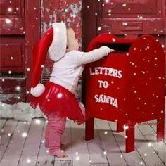 Letterina a Babbo Natale...