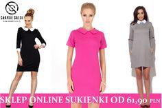 Sukienki w przystępnych cenach na wszystkie okazje na www.grandesaldi.pl