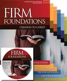 TO FOUNDATIONS CREATION FIRM CHRIST