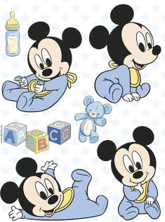 Joey's babyshower and nursery was done in baby Mickey Baby Mickey Mouse, Mickey Mouse Clubhouse, Bolo Mickey Baby, Festa Mickey Baby, Theme Mickey, Mickey Mouse First Birthday, Mickey Mouse Wallpaper, Cute Disney Wallpaper, Baby Disney Characters