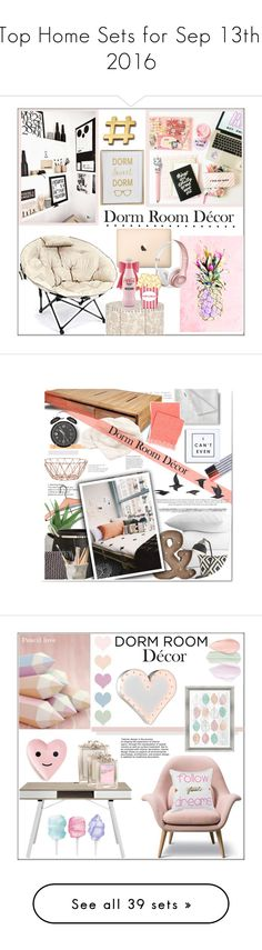 """""""Top Home Sets for Sep 13th, 2016"""" by polyvore ❤ liked on Polyvore featuring interior, interiors, interior design, home, home decor, interior decorating, Jessica Russell Flint, Beats by Dr. Dre, Home and polyvoreeditorial"""