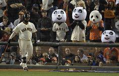 Pablo! MLB: 2014 World Series-Kansas City Royals at San Francisco Giants