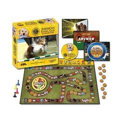 American Kennel Club DVD Game, Multicolor
