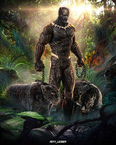 Download Black Panther Wallpaper By Georgekev 2d Free On Zedge