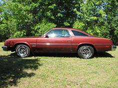 1976 Oldsmobile Cutlass Supreme Had one.. I miss it, it was a light tan and boy you could watch the gas gauge move when you floored it the front end came up off the ground.