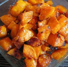 Roasted Sweet Potatoes - My Honeys Place