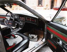 Gucci • From the Archive: American Motors Gucci Hornet...