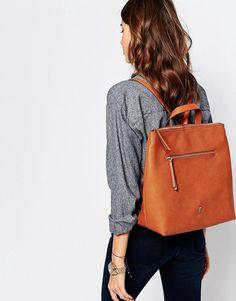 Image 3 of Fiorelli Florence Minimal Backpack Backpack Outfit, Leather Backpack Purse, Fashion Backpack, Fall Handbags, Handbags On Sale, Latest Handbags, Cheap Handbags, Versace Handbags, Toddler Girls