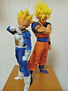 Dragon Ball Z Gogeta Super Saiyan Kneeling Punch Vegeta Goku Fusion Angel Figuration Action Figure Pvc Dbz Model 18cm Toys & Hobbies