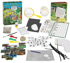 Amazon.com: Young Scientist Club The Magic School Bus Explore The Wonders of Nature: Toys & Games