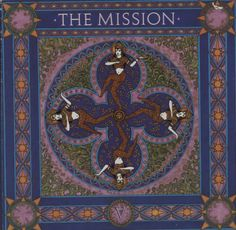 """For Sale -The Mission Severina - Poster Sleeve UK  12"""" vinyl single (12 inch record / Maxi-single)- See this and 250,000 other rare and vintage records & CDs at http://eil.com/"""