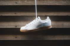 """adidas Stan Smith """"White & Gum"""""""