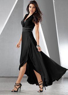 Tuxedo dress in the VENUS Line of Dresses for Women