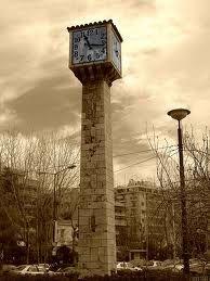 Pasalimani Old Tower Clock