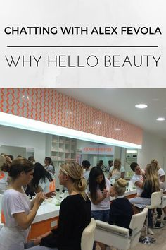 Chatting with Alex Fevola of Runway Room | Why Hello Beauty