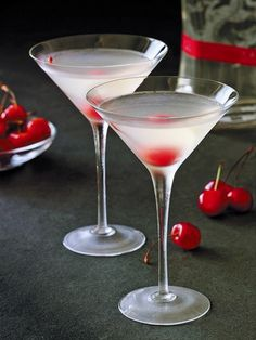 Mischief.....2 ounces Yazi Ginger Vodka, 1 ounce Monarch triple sec, Splash of lemon juice, Dash of simple syrup.  Shake with ice and serve up in martini glass. Garnish with a cherry.