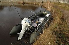#Bison marine olive green #inflatable fishing #sports air rib boat 13ft,  View more on the LINK: http://www.zeppy.io/product/gb/2/390877040648/