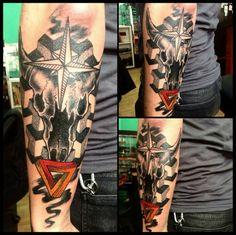 All new tattoo thanks to @maxiespino