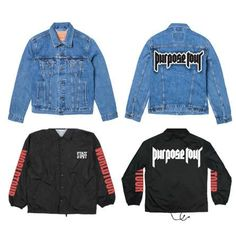 In news that isn't so shocking, Justin Bieber has officially pulled a Kanye, creating a line of merchandise for his upcoming Purpose tour that will likely have Yeezy-wearing fuccbois and Supreme cult-followers camping out for days. On Wednesday, the singer's camp gave Complex an exclusive sneak