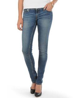 Levis damen jeans medium demi curve skinny