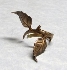 Fairy Tale Forest Ring by Ranaway on #Etsy - $20.99