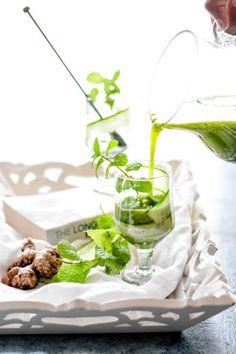 Hello my dear wonderful readers, So I know you are thinking it's still cold and why on earth would I wanna put up a post with a cold drink. The fact is that it is nice and cold during the nig… Cucumber Lemonade, Mint Lemonade, Pistachio Bread, Grape Smoothie, Making Apple Pie, Pineapple Jam, Cooking Recipes, Healthy Recipes, House Smells