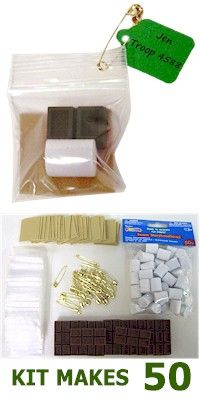 S'mores in a Bag SWAP Kit