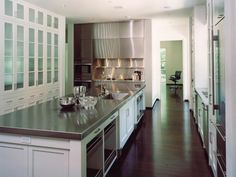 Custom stainless steel kitchen items by Focal Metals