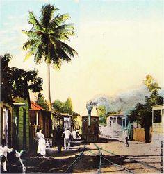 Línea Ferrera del Oeste en la Calle del Tren en Cataño  Puerto Rico   Imágenes del Ayer   Vintage Images - Page 16 - SkyscraperCity