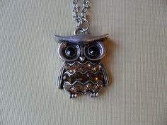 Owl Necklace Owl JewelryJewelry Teen Jewelry by kentuckykreative3, $6.50