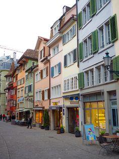 48 Hours in Zurich | World of Wanderlust