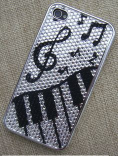 iPhone Case - Musical Notes