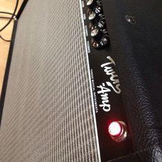 A real guitar amp