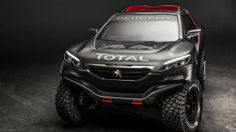 Peugeot's Dakar Rally 2008 DKR - News - Road & Track