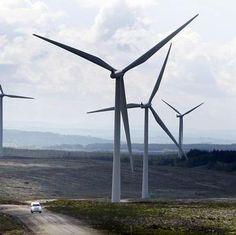 Ireland wind energy