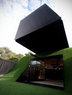 'Hill House,' House Extension by Andrew Maynard Architects