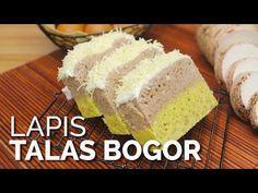 Resep Cake Lapis Talas Bogor Youtube Kue Resep Kue Resep
