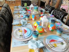 The Welcomed Guest: Summer Fun Challenge Tablescape