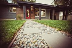 Salt Lake City Mid-Century Modern Remodeled Home for Sale | Murray-4
