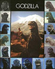 Godzilla (and Rodan)