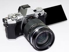 Olympus OMD EM5 II mirrorless video