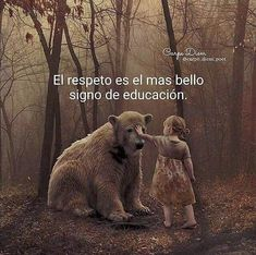 Brown Bear, Respect